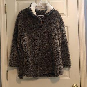 Jackets & Blazers - Women's Large Sherpa Jacket